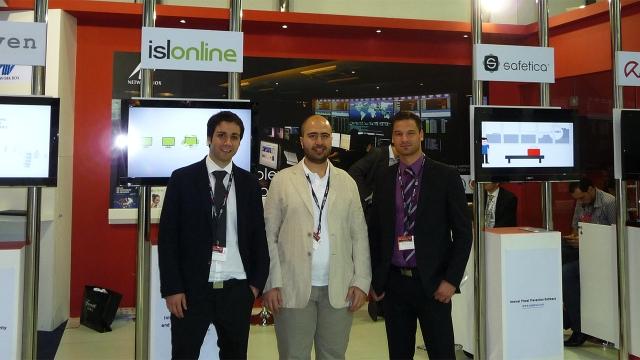Gitex 2012 ABS Mena