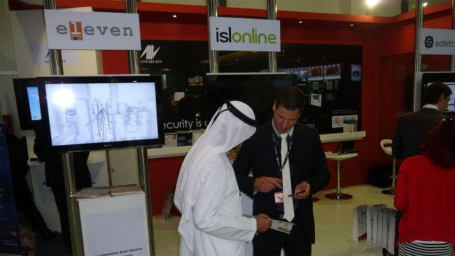 Gitex 2012 Booth