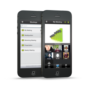 Video conferencing from your iPhone or iPad with ISL Groop iOS.