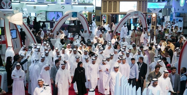 ISL Online is showcasing their Remote Desktop Support software at GITEX in Dubai