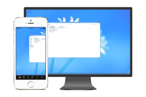 Access a remote computer from an iPad, iPhone or iPod touch with ISL Light iOS.