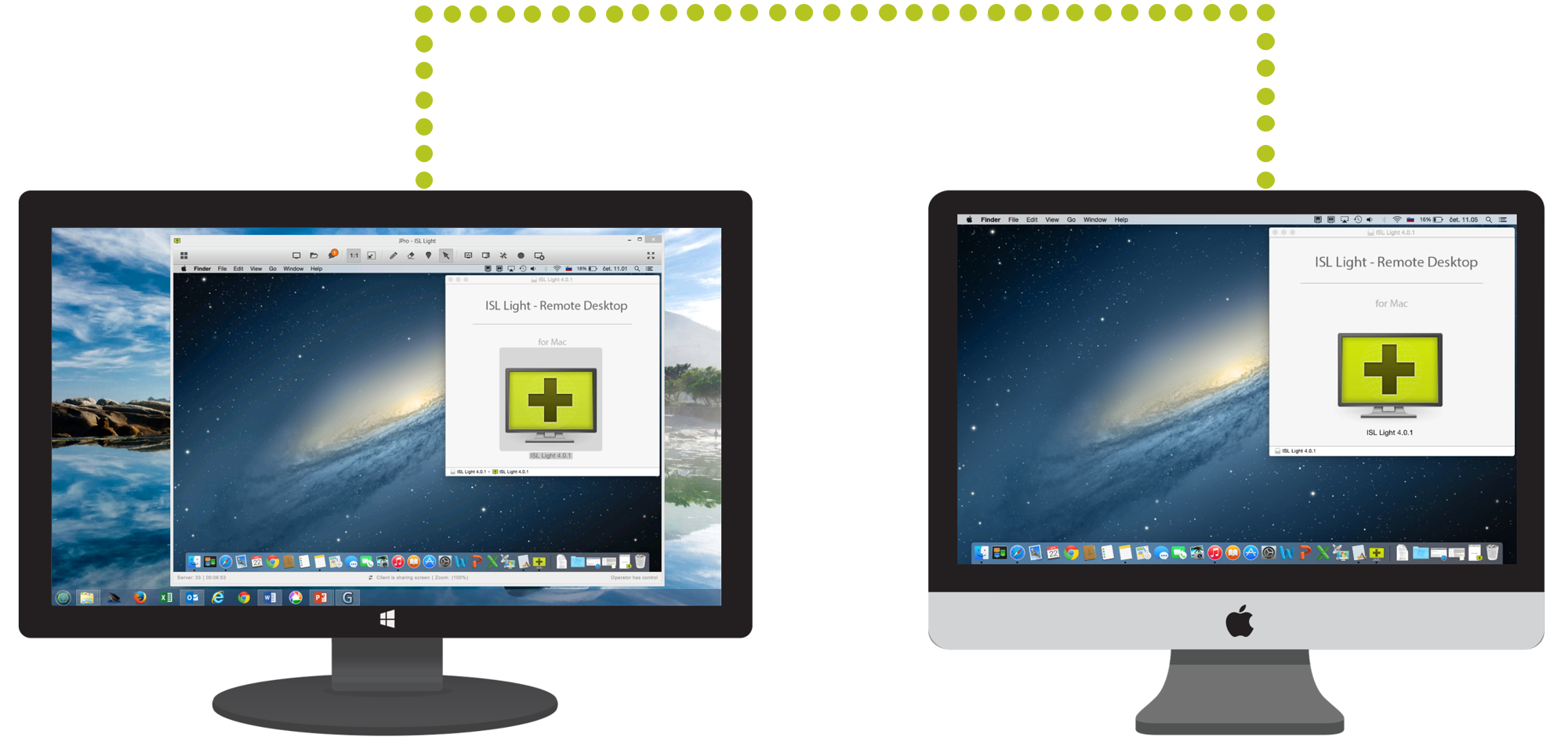 Desktop Sharing For Mac Gets A Full Makeover In The ISL