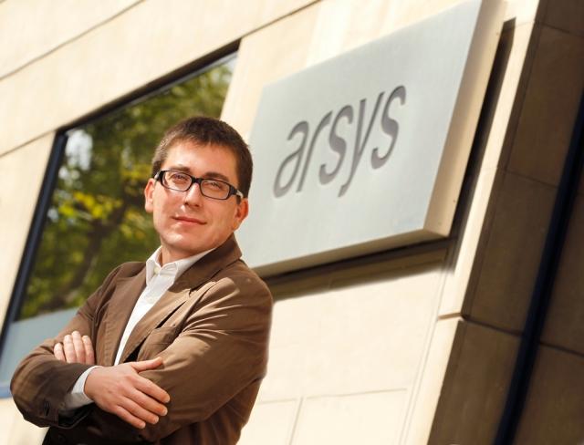 Alvaro Rudiez, Arsys PR Manager