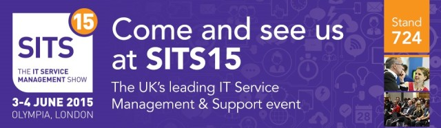 ISL Online invites everyone to visit their stand 724 at the UK's leading Service Desk and IT Support Show.