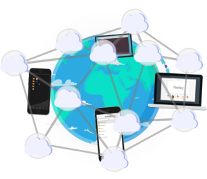 Cloud based remote desktop services
