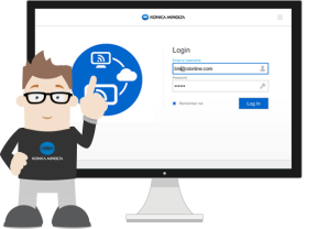 Konica Minolta Business Solutions Europe GmbH (Konica Minolta) has switched to a completely rebranded white-label remote desktop solution provided by ISL Online.