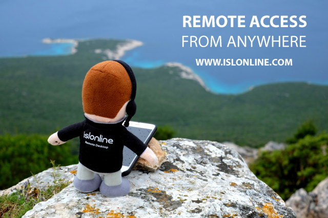 Mico quote; Remote access from anywhere
