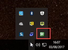AutoHotkey tray icon