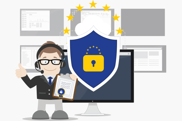 GDPR and remote desktop