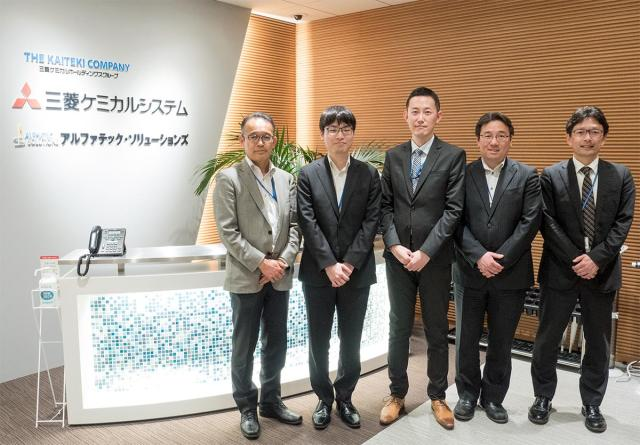 Mitsubishi Chemical Team Members