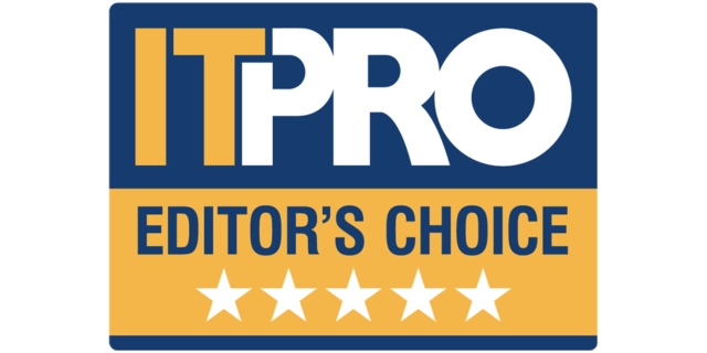 ITPro Editor's Choice Badge