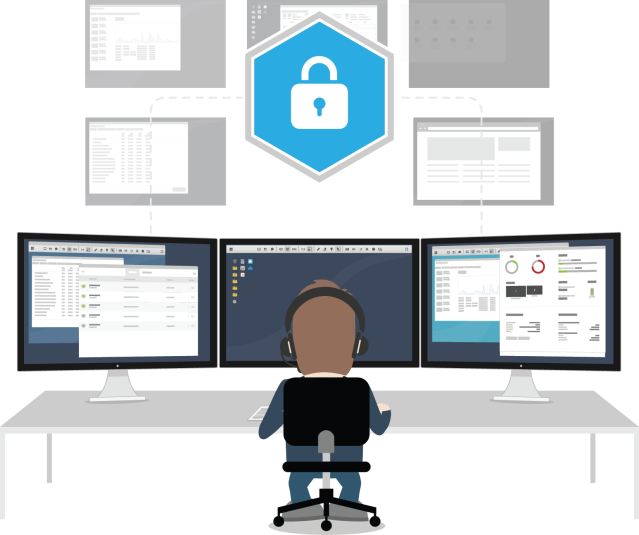 Security is the key criterion in remote desktop industry.