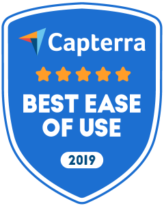 ease of use badge capterra