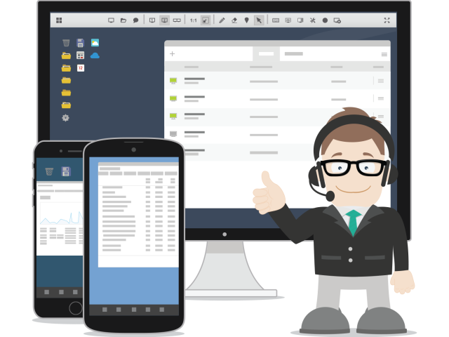 ISL Online Remote Desktop